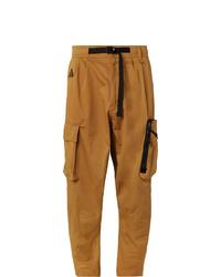 Pantalón cargo marrón claro de Nike