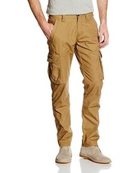 Pantalón cargo marrón claro de Tom Tailor