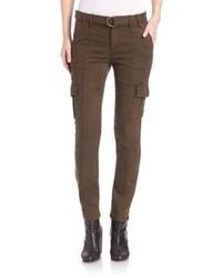 Pantalon cargo marron original 1515957