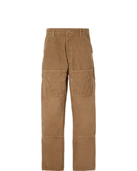 Pantalón cargo marrón de Jacquemus