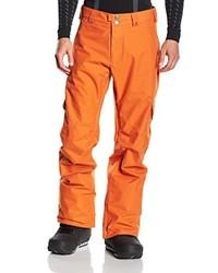 Pantalón cargo naranja de Burton