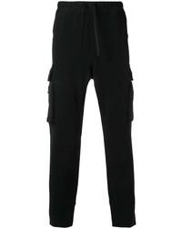 Pantalón cargo negro de Emporio Armani