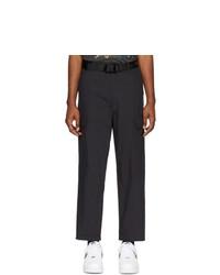 Pantalón cargo negro de Ksubi