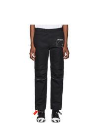 Pantalón cargo negro de Off-White