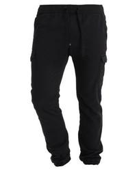 Pantalón Cargo Negro de Tom Tailor