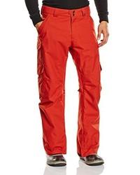 Pantalón cargo rojo de Burton