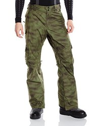 Pantalón cargo verde oliva de Burton