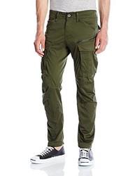 Pantalón cargo verde oliva de G Star