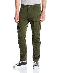Pantalón cargo verde oliva de G-Star RAW