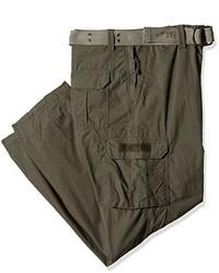 Pantalón cargo verde oliva de Schott NYC