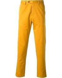 Pantalón chino amarillo de Ami