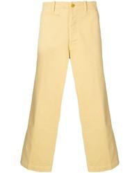 Pantalón chino amarillo de Levi's Vintage Clothing