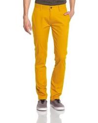 Pantalón chino amarillo de Volcom