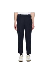 Pantalón chino azul marino de Acne Studios
