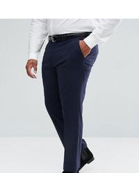 Pantalón chino azul marino de ASOS DESIGN