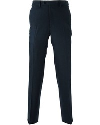 Pantalón chino azul marino de Brioni