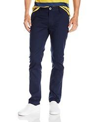 Pantalón chino azul marino de Brixton