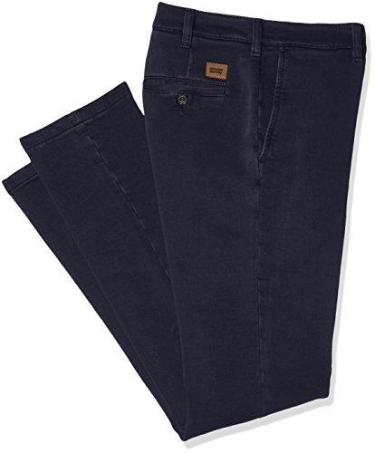 Pantalón chino azul marino de Carrera