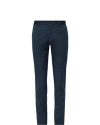 Pantalón chino azul marino de Etro