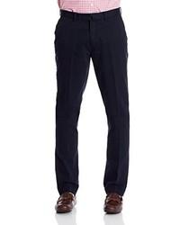 Pantalón chino azul marino de Hackett London