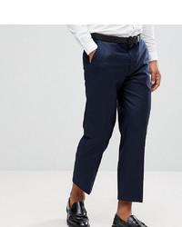 Pantalón chino azul marino de Heart & Dagger
