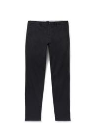 Pantalón chino azul marino de Hugo Boss