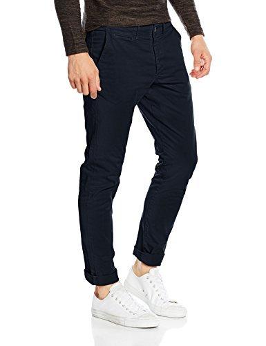 Pantalón chino azul marino de Jack & Jones