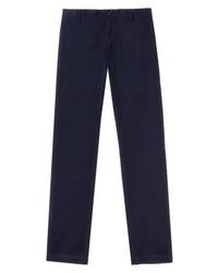 Pantalón Chino Azul Marino de Lacoste