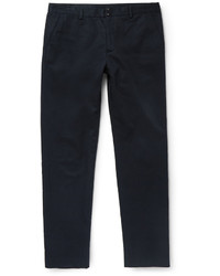 Pantalón chino azul marino de Maison Margiela