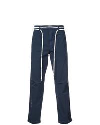 Pantalón chino azul marino de Off-White