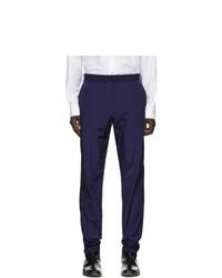 Pantalón chino azul marino de Paul Smith