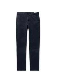 Pantalón chino azul marino de rag & bone