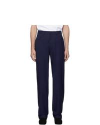 Pantalón chino azul marino de Random Identities