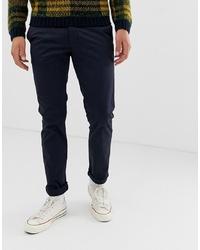 Pantalón chino azul marino de Ted Baker