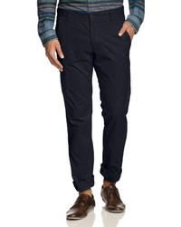 Pantalón chino azul marino de Tom Tailor Denim