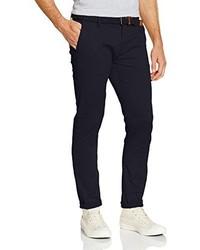 Pantalón chino azul marino de Tom Tailor