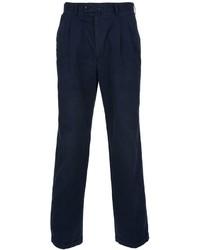 Pantalón Chino Azul Marino de Versace