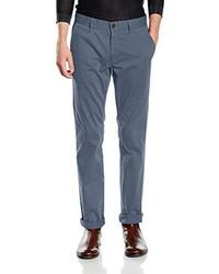 Pantalón chino azul de Boss Orange
