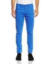 Pantalón chino azul de Calvin Klein
