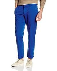 Pantalón chino azul de Gant