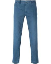 Pantalón chino azul de Jacob Cohen