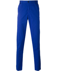 Pantalón Chino Azul de Kenzo