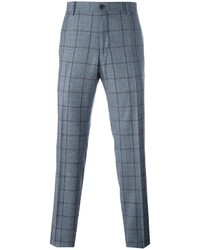 Pantalón Chino Azul de Salvatore Ferragamo