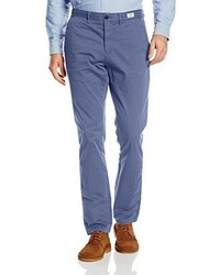 Pantalón chino azul de Tommy Hilfiger