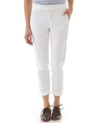 Pantalon chino blanco original 1493313