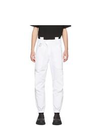 Pantalón chino blanco de Boramy Viguier