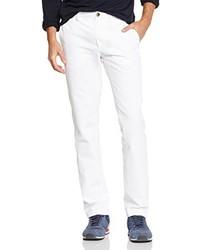 Pantalón Chino Blanco de Chevignon