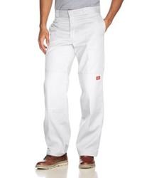 Pantalón chino blanco de Dickies