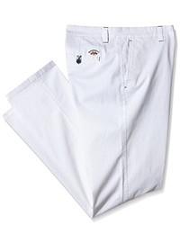 Pantalón chino blanco de Spagnolo