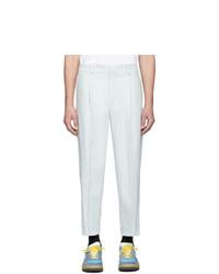 Pantalón chino celeste de Acne Studios
